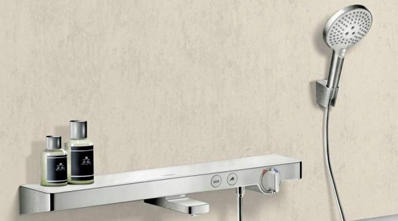 ducha termostatico hansgrohe