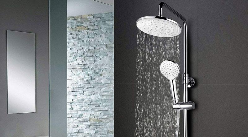 sistema de ducha amzdeal